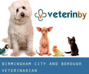 Birmingham (City and Borough) Veterinarian