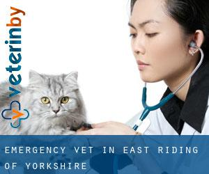 Emergency Vet in East Riding of Yorkshire