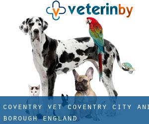 Coventry vet (Coventry (City and Borough), England)