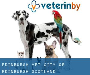 Edinburgh vet (City of Edinburgh, Scotland)