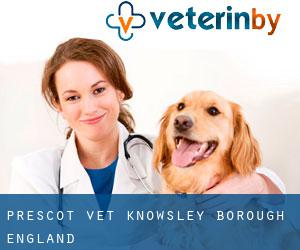 Prescot vet (Knowsley (Borough), England)