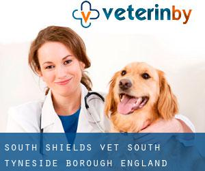 South Shields vet (South Tyneside (Borough), England)