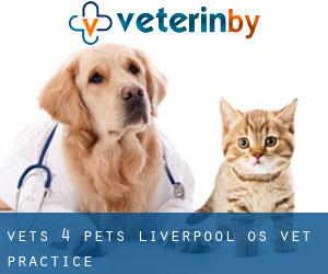 Vets 4 Pets Liverpool OS Vet Practice